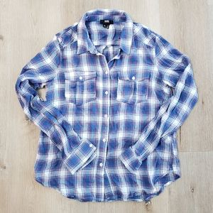 PAIGE Flannel Shirt